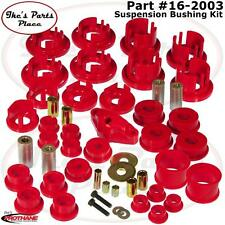Prothane 16-2003 Total Suspension Bushing Kit-Poly 08-10 Subaru WRX STi - SALE