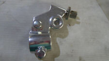 YAMAHA RD 250-400. XS 250 TO 850- CLUTCH LEVER MOUNT.