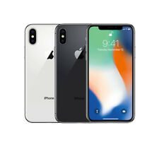 Apple iPhone X 64GB 256GB Unlocked CDMA Verizon Sprint / GSM AT&T T-Mobile