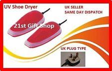 Portátil, secador de zapato de secador de botas Desinfectante Calentador