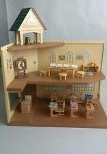 Sylvanian Families Berry Grove School incompleto en caja sin figuras de Vivero