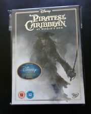 Pirates Of The Caribbean 3: At World's End Disney Movie DVD With Limited  o-ring