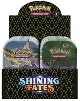 Pokemon TCG: Shining Fates Mini Tin one (1) Sealed random tin NEW SEALED