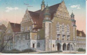 Ansichtskarte Posen  Akademie