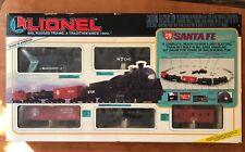 Lionel 027 gauge Santa Fe Special Complete Model Train set in box DC Engine