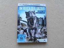 Dinosaurier 12 Filme Box  15 Stunden Länge  Urzeit 4 DVD Neu OVP