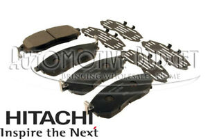Front Brake Pad Set for Various Infiniti and Nissan Vehicles - NEW OEM