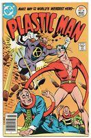 Plastic Man 16 DC 1977 FN VF