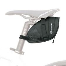 SKS Bicycle Bag 800 ml Black Standard Durable Saddle Bag for Bicycle