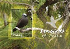 Seabirds of Palau souvenir sheet MNH