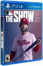 MLB the show 19 (ps4 PlayStation 4) (nuevo embalaje original &) (envío rápido)