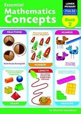 Essential Maths Concepts: Book 2 by Michelle Markham (Paperback, 2012)