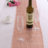 Glitter Sequin Table Runners Sparkly For Wedding Party Home Banquet Tablecloth