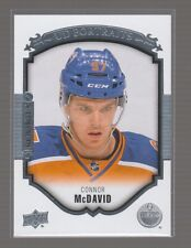 (75305) 2015-16 UPPER DECK CONNOR McDAVID PORTRAITS #P-100