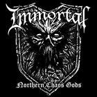 Immortal Northern Chaos Gods (2018) 8-track CD Album Neu/Verpackt