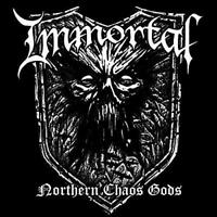 IMMORTAL Northern Chaos Gods (2018) 8-track CD album NEW/SEALED