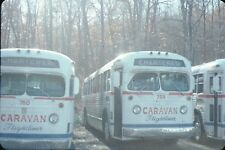 Caravan Tour GM Old Look bus original slide