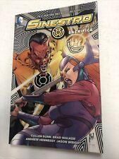 Sinestro Vol.2 Sacrifice (2015) DC Comics TPB SC Cullen Bunn