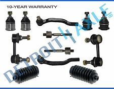 Brand New 12pc Complete Front Suspension Kit Fits Honda Accord and Acura EL / CL