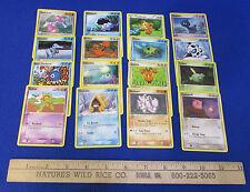 Pokemon Card Deck 101 Nintendo Creature Gamefreak  Lot of 16