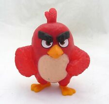 McDonalds Angry Birds Movie Happy Meal Toy Red Bird Figure Figurine Cake Topper