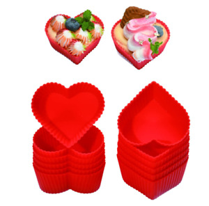 Silicone Baking Cups Cupcake Liners