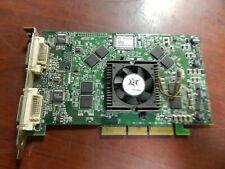 Matrox Parhelia-512 (PH-A8X128) 128MB DDR SDRAM AGP 4x/8x Graphics Card