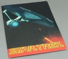 Star Trek IV The Undiscovered Country CIC Video VHS 1991 Press Kit Synopsis