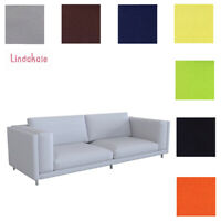 Custom Made Cover Fits IKEA Nockeby Sofa, Three-seat Sofa Cover, Replace Cover