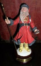 "1986 2nd Edition Duncan Royale ""Victorian Santa"" History of Santa Collection. Ms"