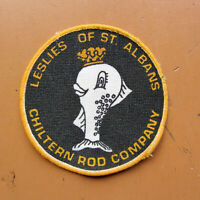 Leslies of St. Albans Chiltern Rod Company Patch