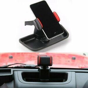 Dash Phone Holder GPS Mount Bracket Storage Organizer Box for Jeep Wrangler JK