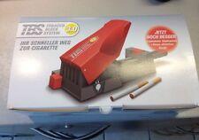 Zigaretten Stopfer TBS Tobacco Block System für perfekte Zigaretten Tabak Blocks