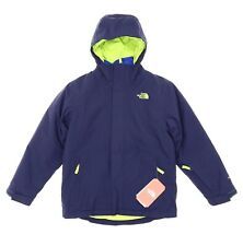 The North Face Boys Boundary Triclimate Jacket in Cosmic Blue 1252 Size M
