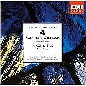 Bax/Finzi/Vaughan Williams: Choral Works, Music