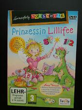 Vorschule - Lernspaß mit Prinzessin Lillifee - DVD-ROM WIN, Lehrprogramm