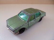 BMW 733 - 1/60 - # 256 - Majorette - Mint Green - France