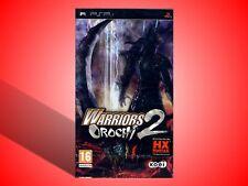 WARRIORS OROCHI 2 PSP NUOVO SIGILLATO! VERSIONE ITALIANA!