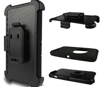 iPhone 6 Plus 5.5 Shockproof Impact Case Cover Holster Belt Clip Armor For Apple