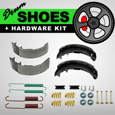 Drum Brake Shoes + Hardware Kit Geo Prizm 1989-1997, Toyota Corolla 1993-2002