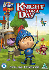 Mike the Knight: Knight for a Day DVD (2014) Mike the Knight cert U ***NEW***