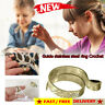 Adjustable Knitting Loop Crochet Accessories Knitting Ring Stainless Steel