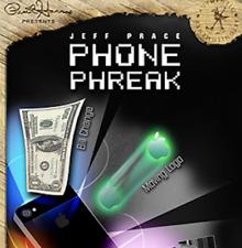 Paul Harris Presents Phone Phreak (iPhone 6) by Jeff Prace & Paul Harris