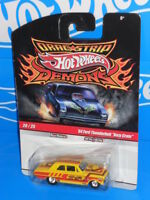 "Hot Wheels 2010 Drag Strip Demons #20 '64 Ford Thunderbolt ""Nazy Crate"""