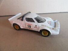 531H Solido 73 Lancia Stratos Tour Corse 1977 # 19 Carello 1:43