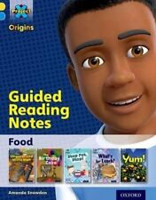 Project X Origins: Yellow Book Band, Oxford Level 3: Food: Guided reading notes,