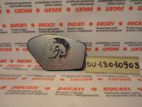 Retina carena serbatoio Destra Air inlet Ducati Monster 696 796 1100 Diesel