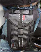 Men Waist Leg Drop Bag Motorcycle Bike Travel Riding Hip Bum Belt Gym Fanny Pack