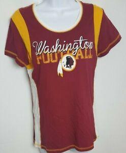 NFL Washington Redskins Women's Scoop-neck T-Shirt (Size: M)