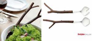 Donkey Products Twig salad servers